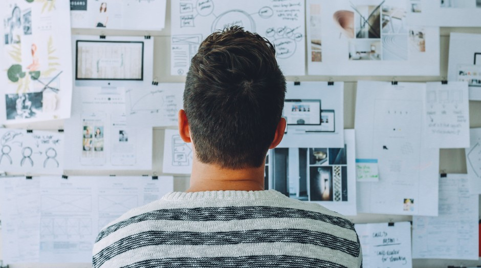 Ideia, startup, empreendedor (Foto: Pexels)