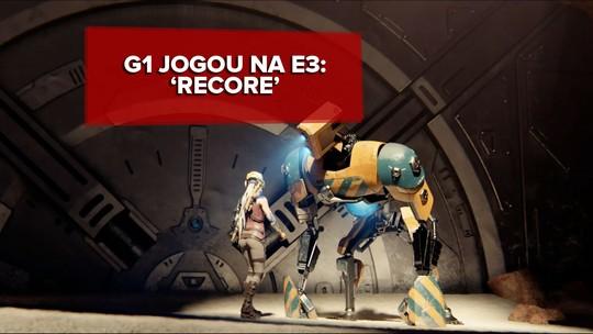 'Recore', do criador de 'Mega Man', traz futuro ao estilo 'Wall-E'; G1 jogou