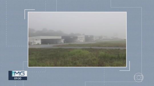 Após cerração, Aeroporto da Pampulha é reaberto em Belo Horizonte