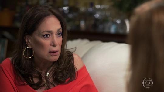 'Acho que se a morte chegar eu vou esbofeteá-la', diz Susana Vieira