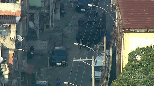 Tiroteio deixa quatro mortos durante operação no Jacarezinho, no Rio