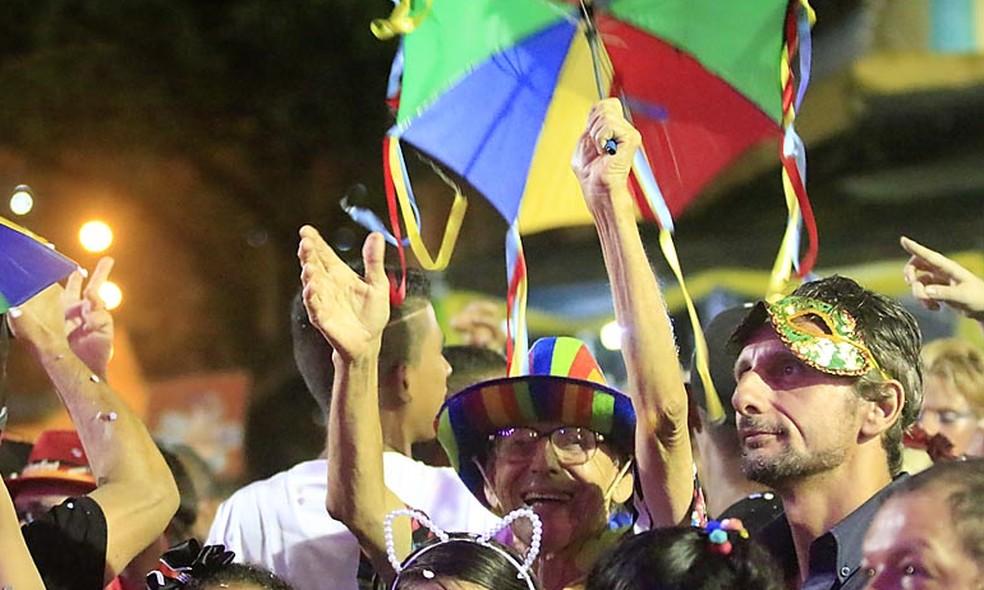 Carnaval também terá programação no litoral do Rio Grande do Norte — Foto: Canindé Soares