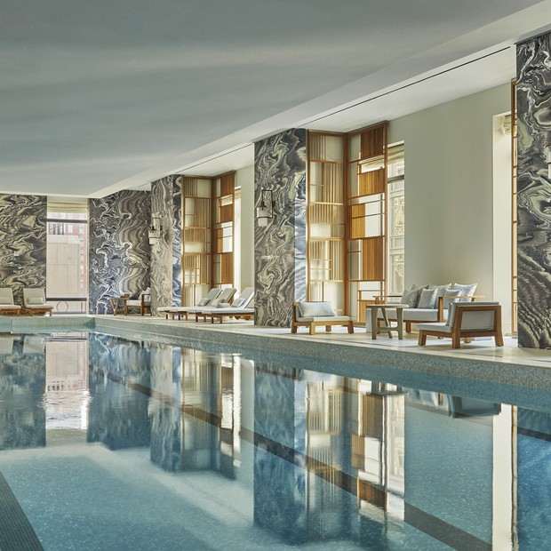 Spa do hotel Four Seasons  (Foto: divulgação)