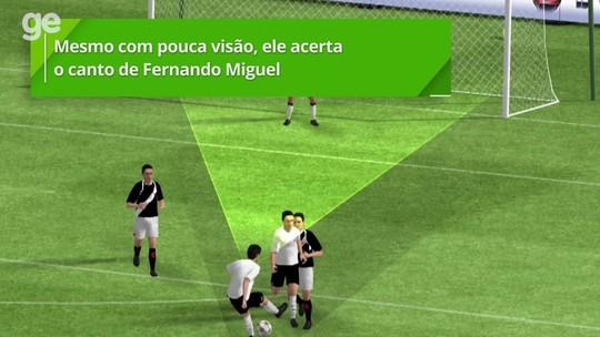 Atemporal e eficiente, pivô foi a jogada forte do River na Libertadores