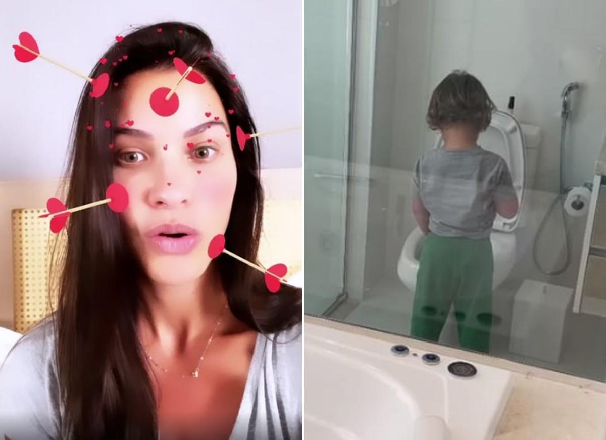 Andressa Suita fala sobre o desfralde dos filhos (Foto: Reprodução / Instagram)
