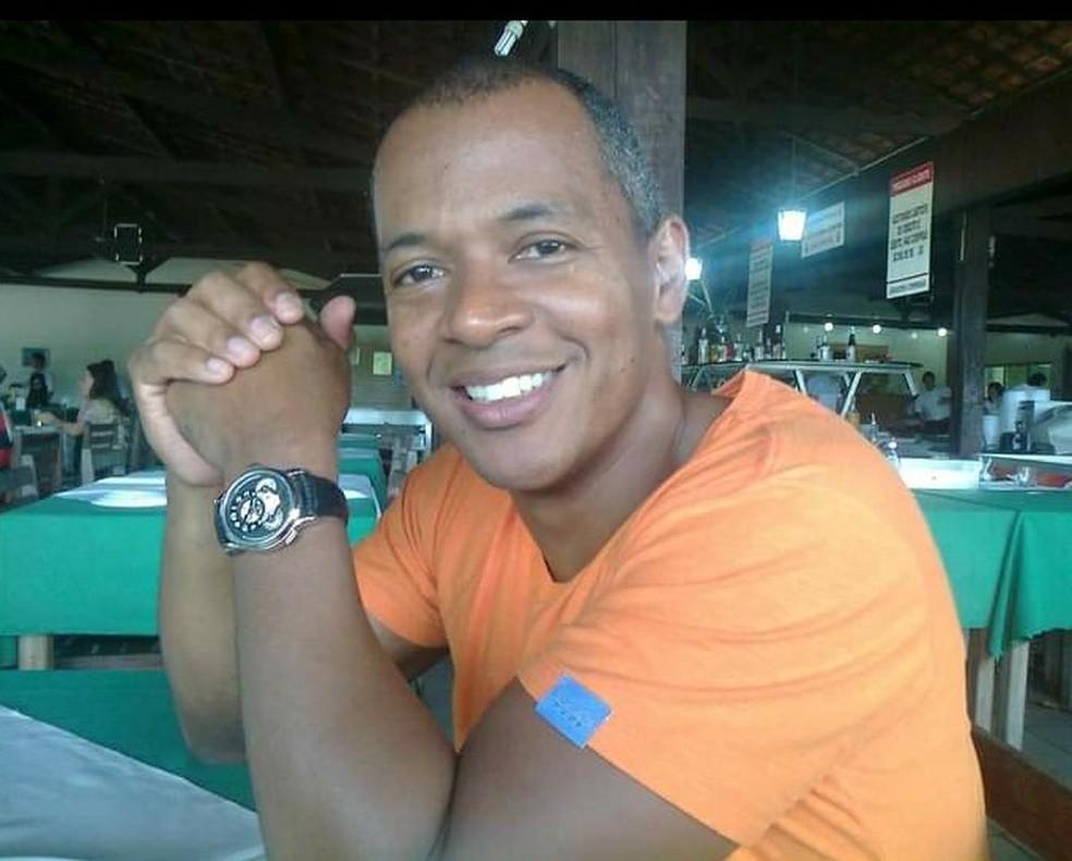 Cleverson Luiz Fontes tinha 45 anos de idade — Foto: Arquivo pessoal