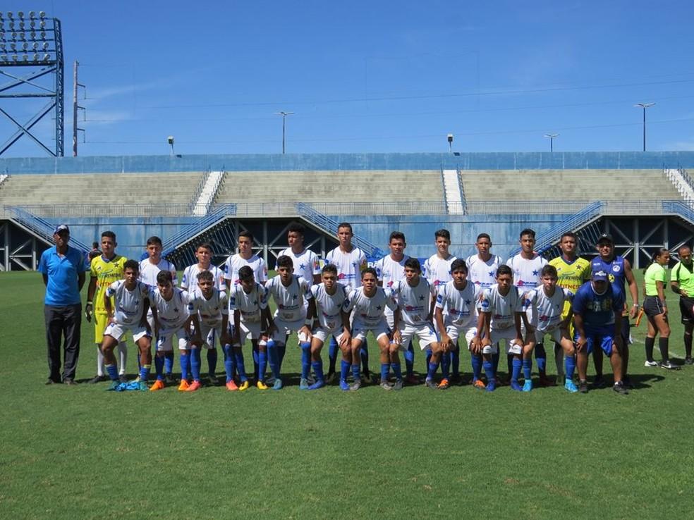 Nacional-AM foi suspenso do Amazonense Sub-19 (Foto: Antônio Assis/FAF)