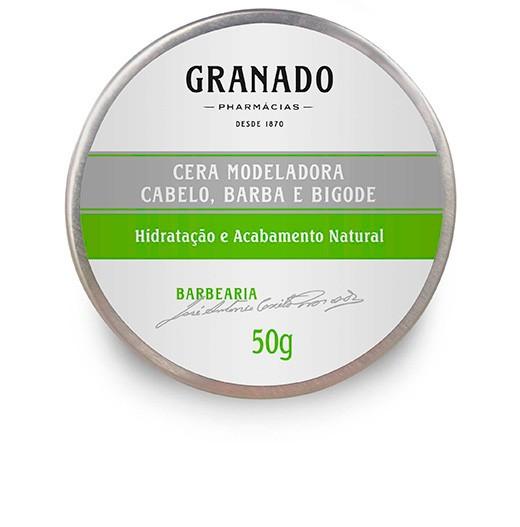 Cera Granado para cabelo, barba e bigode (Foto: Divulgação)