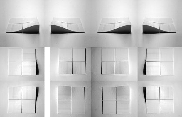 Designer cria parede especial para aliviar a cólica menstrual (Foto: Divulgação)