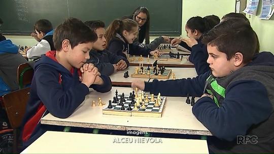 Escola com melhor Ideb na região dos Campos Gerais tirou 8.0 e fica em Castro