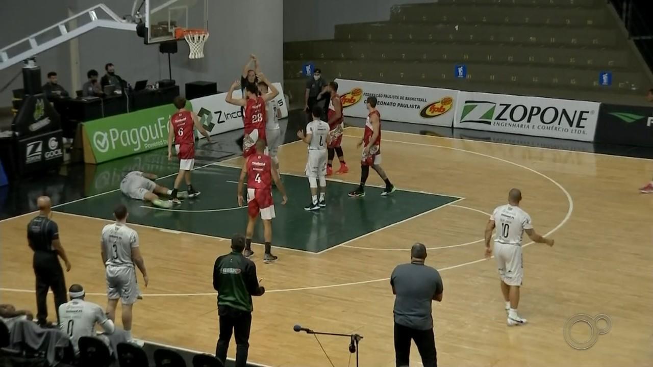 Bauru Basket atropela Osasco e estreia com vitória no quadrangular do Paulista