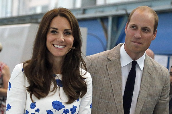 Kate Middleton e Prince William (Foto: Getty Images)