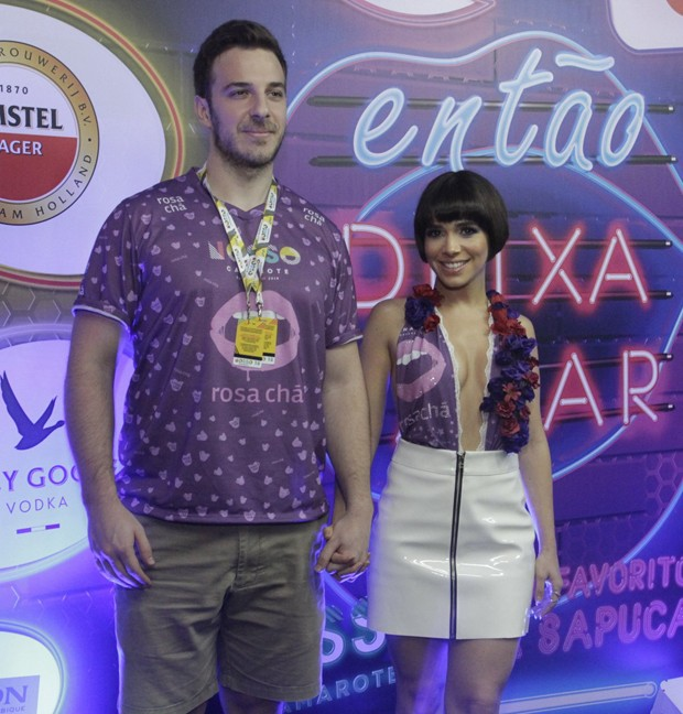 Sabrina Petraglia e noivo (Foto: RT Fotografia/Brazil News/CS Eventos Divulgacao)