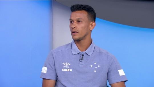 """Henrique, do Cruzeiro, fala sobre a carreira no """"Bem, Amigos!"""