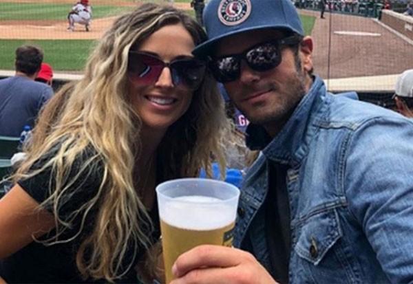 Chuck Wicks postou em seu Instagram foto ao lado da nova namorada, Kasi Williams Morstad (Foto: Reprodução/Instagram)