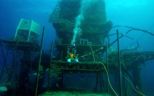 Experimento no fundo do mar ajuda NASA a entender a vida na Lua