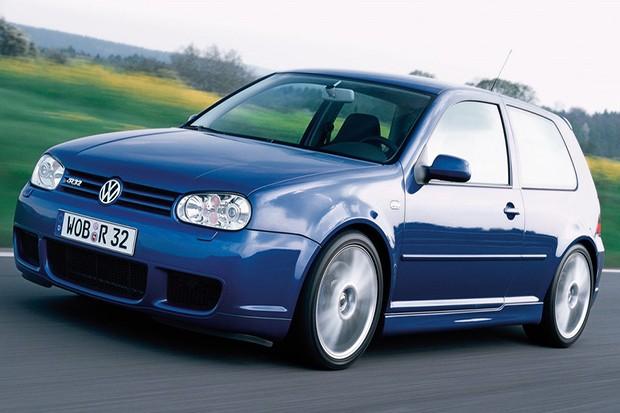 Volkswagen Golf quarta geração (Foto: Divulgação)