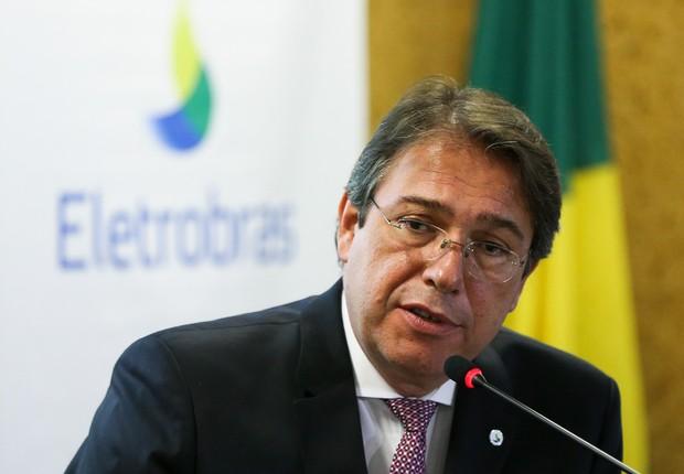 O presidente da Eletrobras, Wilson Ferreira Júnior (Foto: Marcelo Camargo/Agência Brasil)