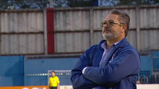 Rogério Micale não é mais técnico do Paraná