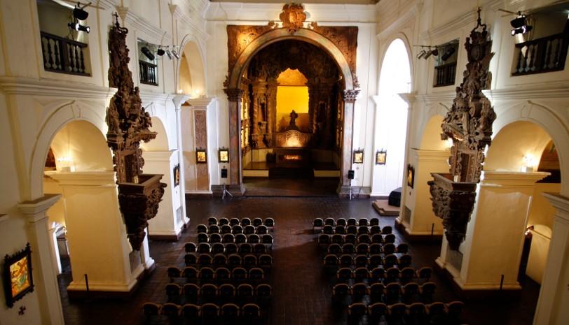 Projeto Música nos Museus leva concerto gratuito à Igreja de Santo Alexandre em Belém - Notícias - Plantão Diário