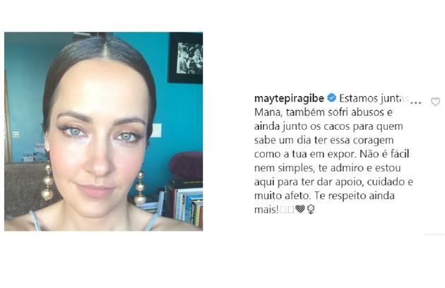 Maytê Piragibe (Foto: Reprodução)