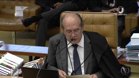 Gilmar Mendes revoga decisão que paralisava investigação contra Flávio Bolsonaro