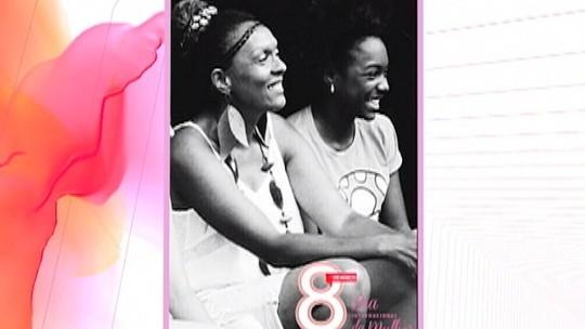 Telespectadores enviam fotos ao SPTV para homenagem às mulheres