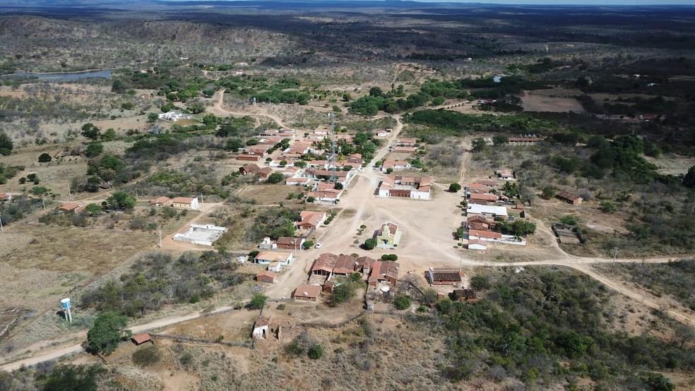 Ramila morava em uma comunidade da Zona Rural de Pio IX — Foto: Arquivo pessoal