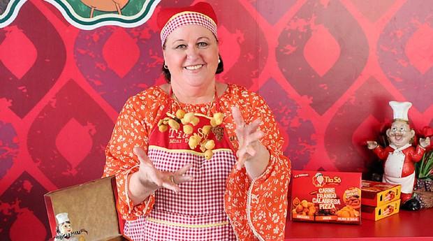 solange tia so mini delicias (Foto: Divulgação)