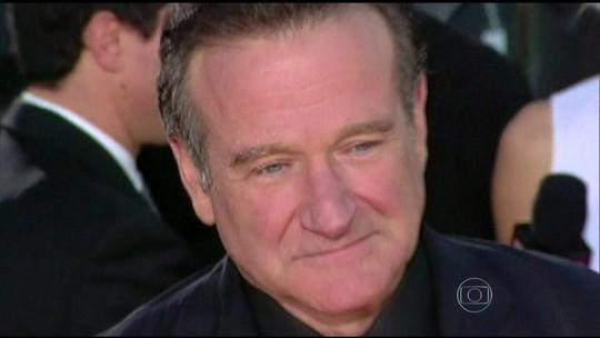Investigações indicam que morte de Robin Williams se deu por asfixia por enforcamento