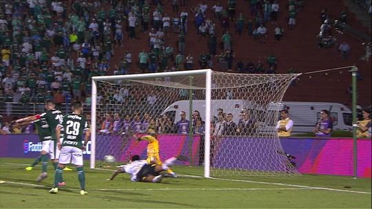 Volante e artilheiro, Bruno Henrique pode superar marca de gols pelo Palmeiras no Brasileirão