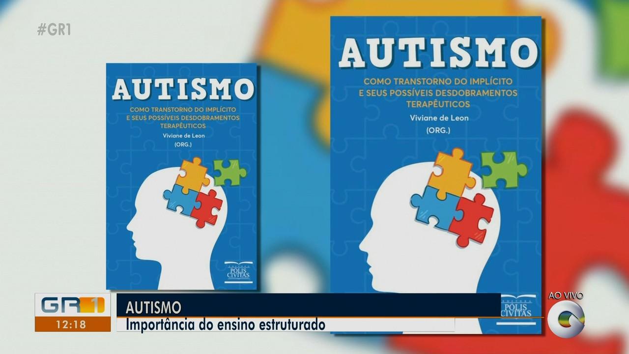 Livro apresenta funcionamento cognitivo dos autistas e características marcantes