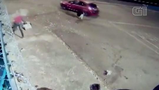 Polícia suspeita que disputa entre criminosos deixou dois baleados em Londrina