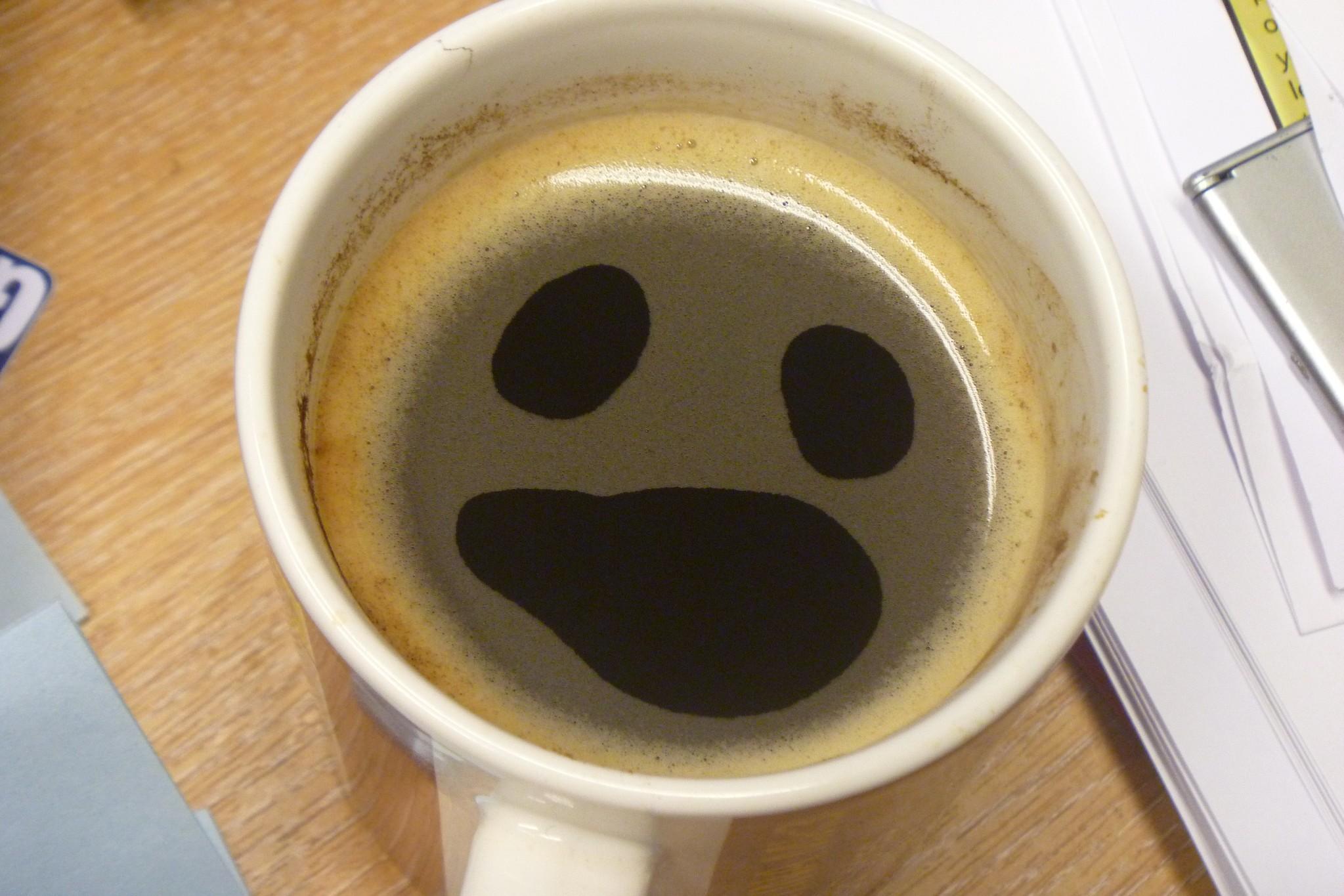 Café estimula os movimentos do intestino, aumentando a vontade de fazer cocô (Foto: Flickr/Pete/Creative Commons)