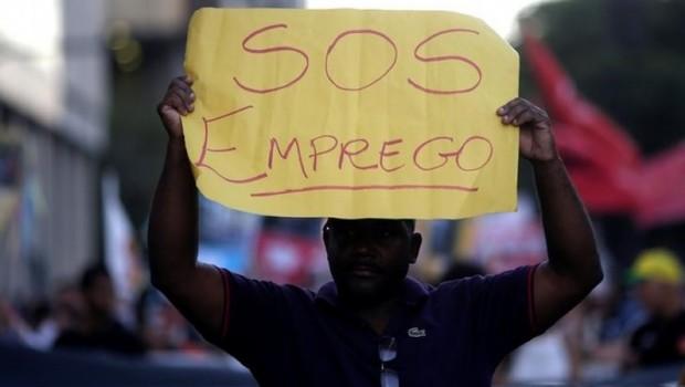 Desemprego no Brasil ; desempregado ; desempregados ; mercado de trabalho ; recessão ;  (Foto: Arquivo/Reuters)
