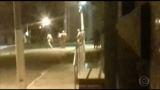 Criminosos explodem agências bancárias no Agreste; um assaltante morreu em troca de tiros com a PM