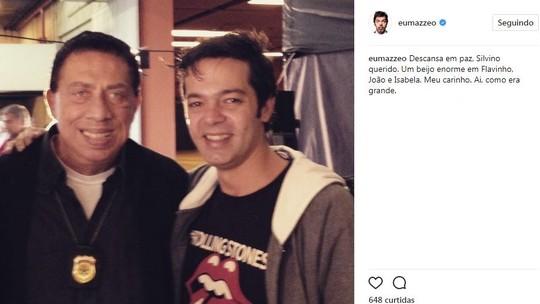 Amigos lamentam a morte de Paulo Silvino: 'Hoje o humor está triste'