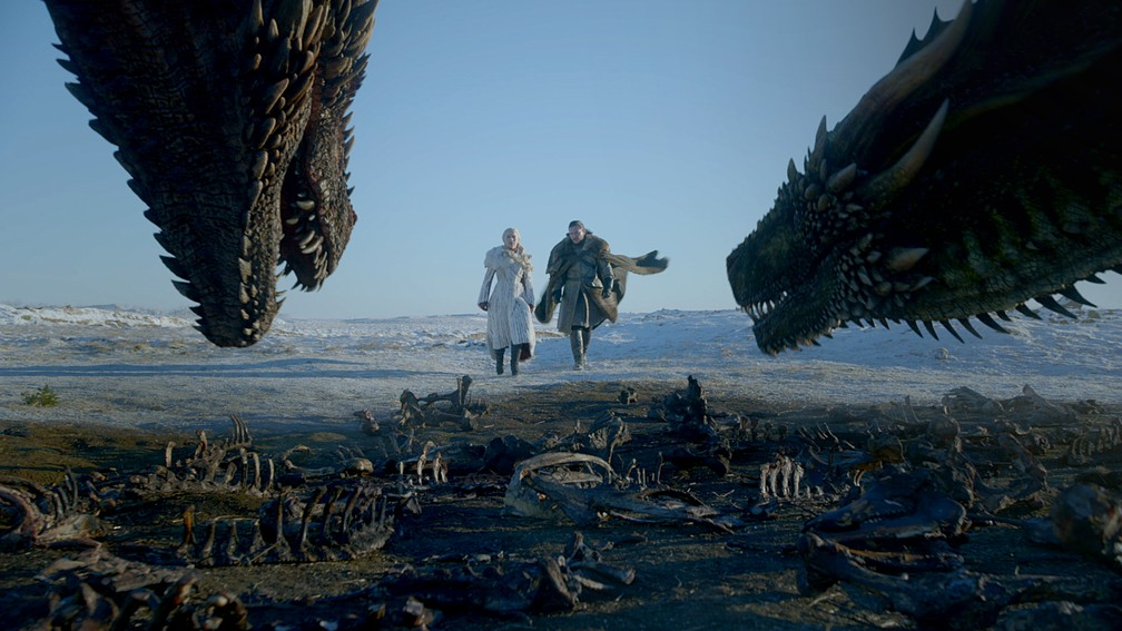 Cena de 'Game of Thrones' — Foto: Divulgação/HBO