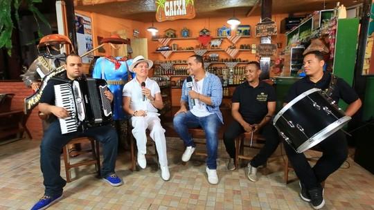 'Levando Um Som' com Alcymar Monteiro