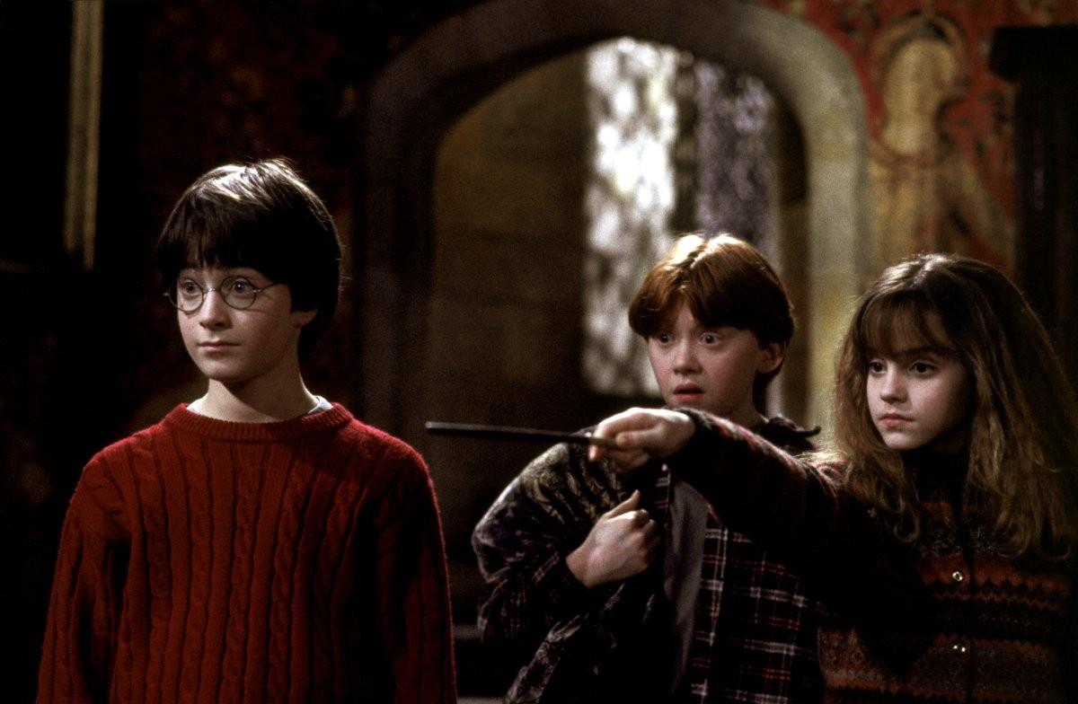 Harry Potter e a Pedra Filosofal (2001) (Foto: Divulgação)