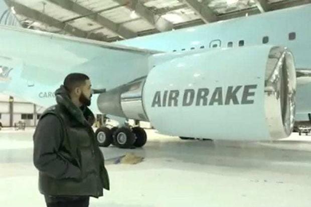 air drake (Foto: Reprodução)