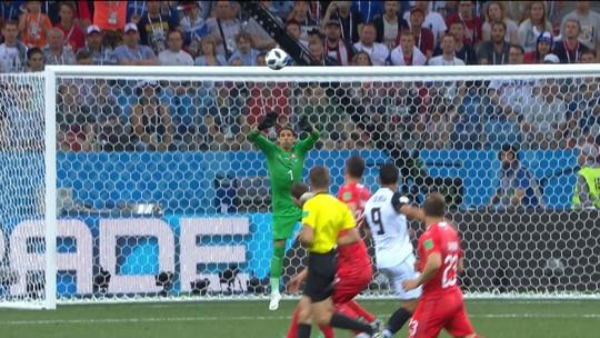 Azarões e otimistas, Suécia e Suíça apostam no jogo coletivo para fazer história na Copa