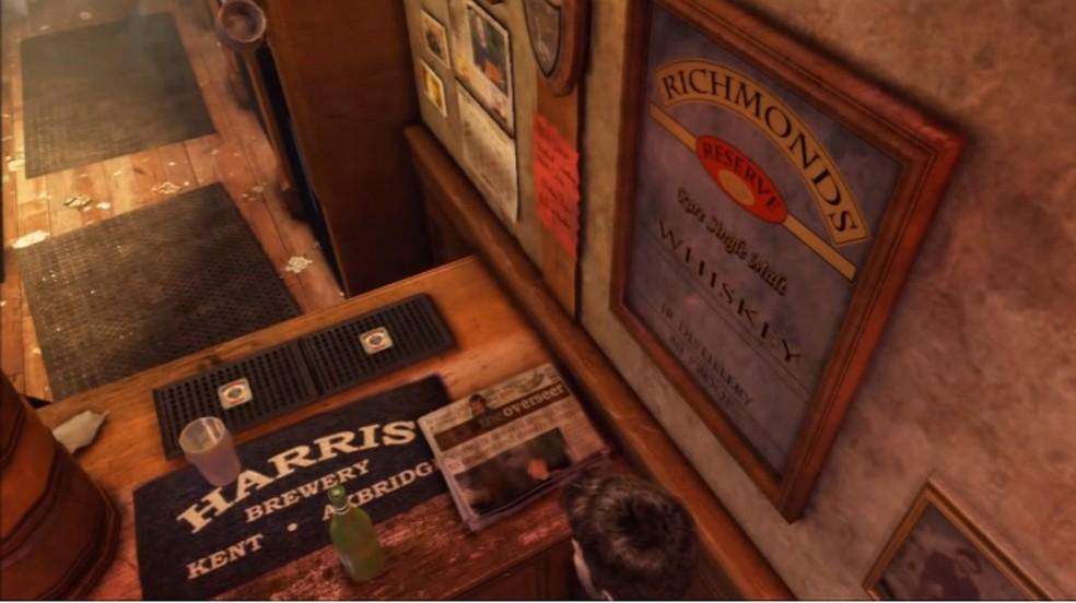 Uncharted 3 — Foto: Reprodução/Sony