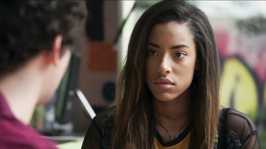 Jade fica dividida com pedido de produtor: 'Se a banda não tocar, você vai perder o concurso'