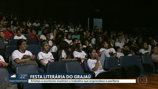 Festa Literária do Grajáu