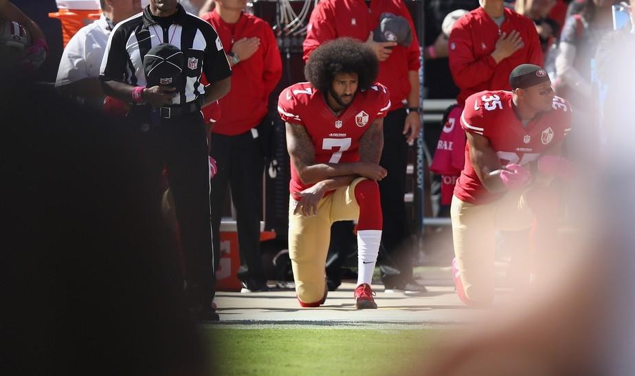 NFL nega pedido de mudança de data de Colin Kaepernick e reacende polêmica sobre racismo