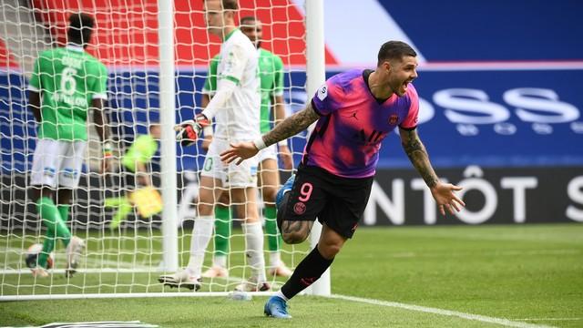 Icardi marcou o gol da vitória no último lance do jogo
