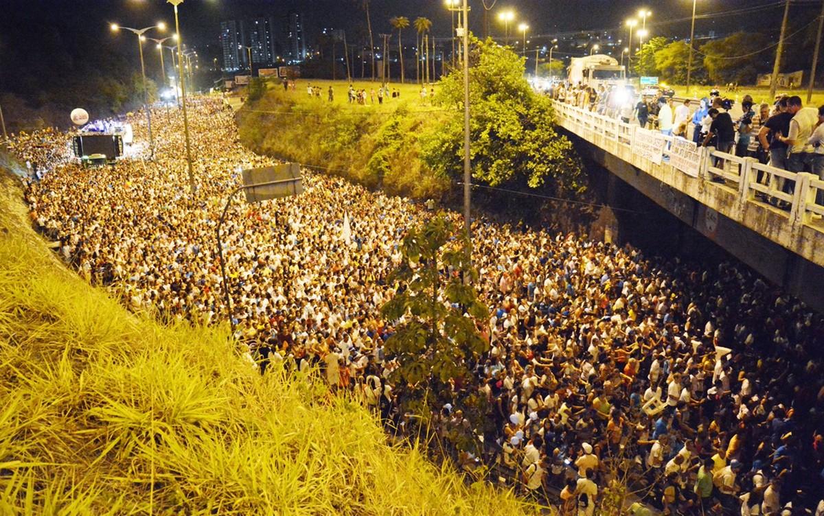 Romaria da Penha 2017 acontece neste sábado em João Pessoa