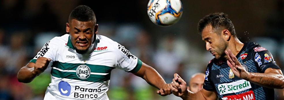 Coritiba precisa de pelo menos três vitórias para jogar a Série A em 2020 — Foto: Albari Rosa/Gazeta do Povo