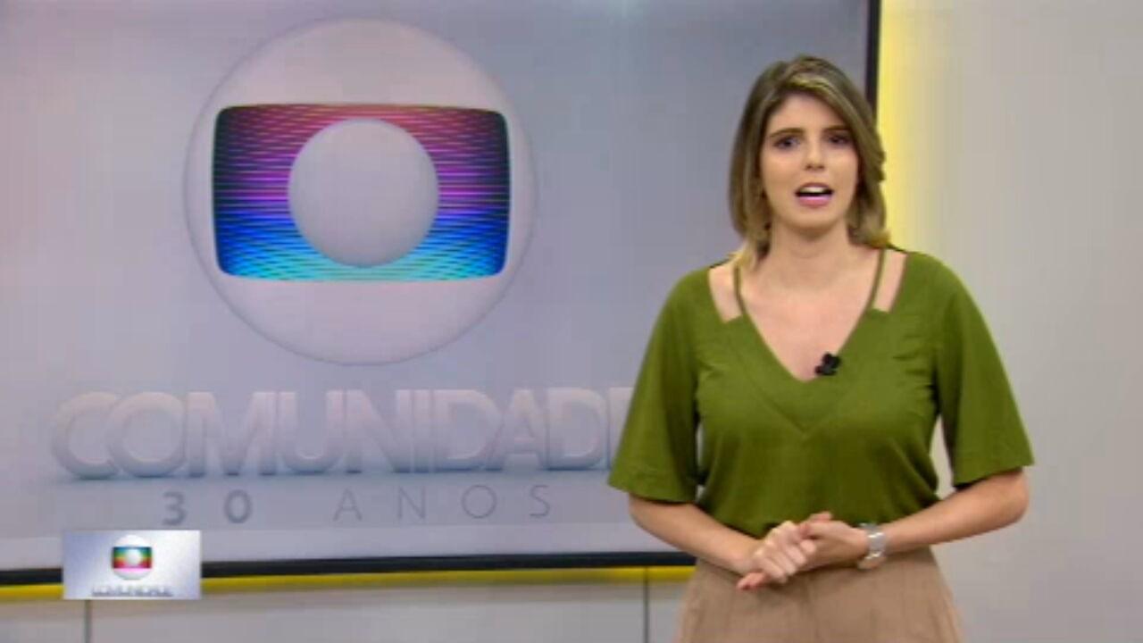 VÍDEOS: Globo Comunidade de 17 de outubro de 2021